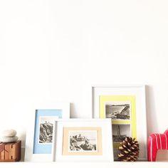 Cela fait beaucoup trop longtemps que je ne suis pas allée en #Bretagne ! Ces 3 petits cadres ne sont guère suffisants...#MissingSaintBriac 💙💛 Retrouvez aussi toutes les actualités de notre tour du monde 🌎 à Paris sur le ✨nouveau ✨compte Instagram @somanyparis ! #Home #homedecor #homesweethome #homedecoration #ikearibba #dalahäst #vintagephoto