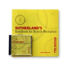 Repair manual 6th edition cd only simply the best handbook for repair manual 7th edition book cd simply the best handbook for bicycle repair fandeluxe Images