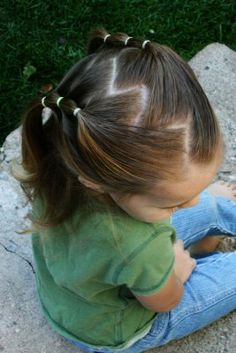 Pigtail Puffy Braids from Girly Do Hairstyles