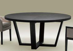 ronde tafel modern -