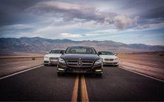 Audi, BMW or Mercedes?