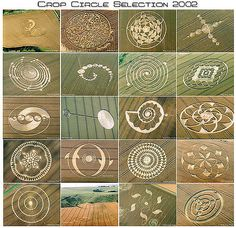 Crop Circles - a gallery on Flickr