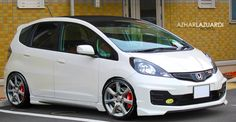 Honda Fit mugen type r by ALWorksHonda Civic FN, Type RHonda Civic FN, Type RHonda Civic 2014 Civic Type R
