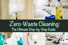 Are you fed up with your traditional cleaning that creates lots of waste and makes your home toxic? A zero-waste cleaning routine will remove toxins from your home, reduce allergies, and save money.