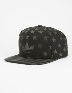buy popular f19ea df5a2 ADIDAS Originals Americana Mens Snapback Hat Adidas Hat, Adidas Logo, Adidas  Originals, The