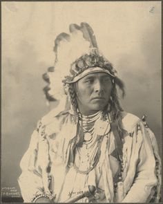 An old photograph of the Native American known as Spotted Jack Rabbit - Crow 1898 [AA]. Native American Photos, Native American History, Native American Indians, American Artists, Native Americans, Crow Indians, Cheyenne Indians, Native Indian, First Nations