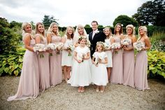 Country Chic Wedding | your country-garden wedding with these pretty details from the Wedding ...