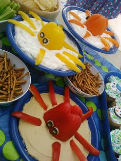 Savvy Style, Mindful Home: Octonauts! Birthday Party