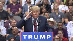 Attack On Donald Trump During Rally Punjabi video news Punjab India Canada Usa at 22gee.com http://22gee.com/2016/03/12/attack-on-donald-trump-during-rally/