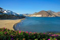 Playa de San Jose en el Parque Natural del Cabo de Gata-Nijar, Almería