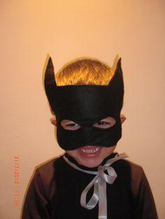 Máscara do Batman