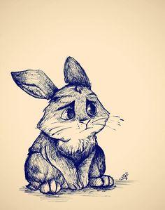 awww little Bunny mud