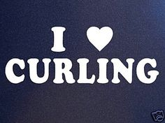My big love *.* best sport ever! My Big Love, Wedding Crafts, Curling, Image Search, Raptors, Rock Painting, Sports, Rocks, Cricut