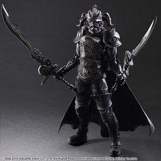 Final Fantasy XII Play Arts Kai: Gabranth
