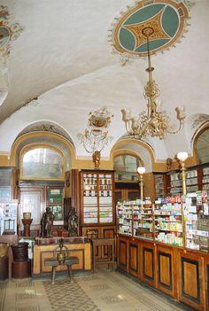 Аптека - музей у Львові A pharmacy museum