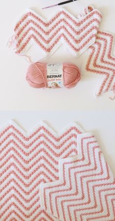 Ideas crochet blanket pattern chevron for 2019 Crochet Hook Set, Love Crochet, Diy Crochet, Crochet Crafts, Crochet Projects, Crochet Daisy, Beautiful Crochet, Crotchet, Crochet Ideas