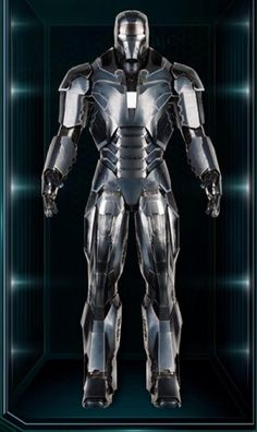 Iron Man Hall of Armors: MARK 40
