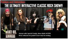Pulse Rock Bar: SOS Classic Rock Show