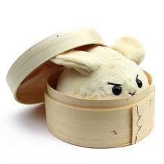 Steamed Buns Bunny! at shanalogic.com