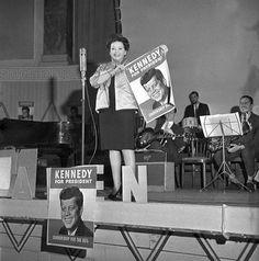 Judy Garland for JFK!