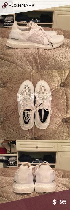 NEW adidas by Stella McCartney Ultra Boost Love these! Adidas by Stella McCartney Shoes Sneakers
