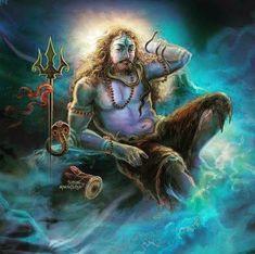 Har Har Mahadev Angry Lord Shiva, Rudra Shiva, Aghori Shiva, Shiva Photos, Hanuman Photos, Shiva Shankar, Shiva Art, Mahakal Shiva, Krishna