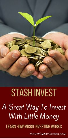 Think you need a lot of money to start investing? You can start with very little money. Here are great ideas to start investing with a small amount of money Real Estate Investment Fund, Real Estate Investing Books, Investment Tips, Investment Books, Investment Companies, Value Investing, Investing In Stocks, Frugal Living Tips