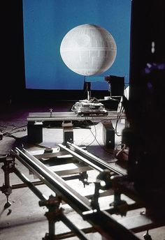 The secrets behind Star Wars' special effects   3D   Page 4   Creative Bloq