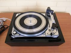 Dual Turntable... Really like what this guy does with refurbishing these Dual 1019