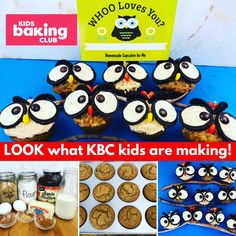 Look what kids are making with our baking kits. Ages 5-12.