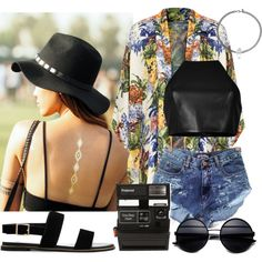♡ Clothes Casual Outfit for • teens • movies • girls • women •. summer • fall • spring • winter • outfit ideas • dates • school • parties Polyvore :) Catalina Christiano ORIGINALS