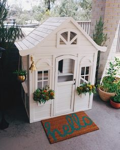 The Kmart cubby house hack taking over Instagram - and parents' lives