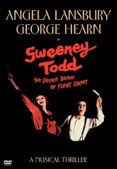 Sweeney Todd: The Demon Barber of Fleet Street Movie Posters From Movie Poster Shop