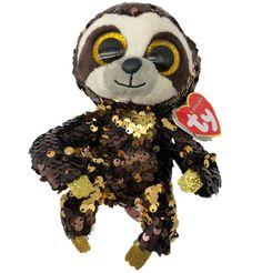 1958d86d64c Dangler the Sloth   Flippables   Beaniepedia Beanie Boos