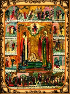 Benditosan Cipriano, tú que después de haber caído en poder del demonio conociste a Nuestro Señor Jesucristo a través de la bond...