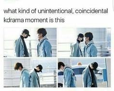 YO but like for real this looks like a K drama. If this was a real K drama I would be Bing watching ALL DAY ❤As well as yelling at my T.V. Screen