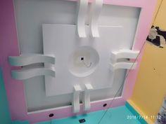 Simple False Ceiling Design, Plaster Ceiling Design, Interior Ceiling Design, House Ceiling Design, Ceiling Design Living Room, False Ceiling Living Room, Bedroom False Ceiling Design, Pooja Room Design, Small Room Design