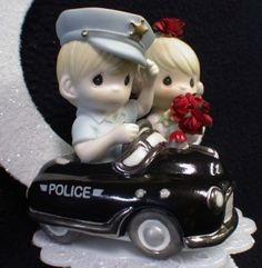police wedding cake topper - Bing Images