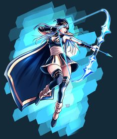 League of legends #Ashe