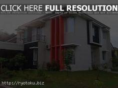 warna cat rumah minimalis abu abu 009