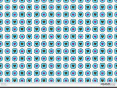 another pattern .. look for more at ColourLovers