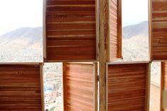 """""""Cidade Dormitório"""" em Lima: Módulo habitável para assentamentos informais"""