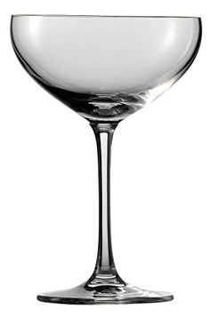Schott Zwiesel Tritan Crystal Glass Saucer Champagne, 9-1/2-Ounce, Set Of 12, 2015 Amazon Top Rated Champagne Glasses #Kitchen