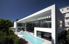 Haifa House in Isdrael by pitsou kedem architect