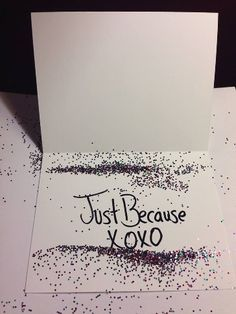 You Got Glitter is the reliable service that sends Glittergrams to your friends or foes. Order now and let the laughs begin.