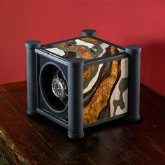 "Welcome to the world of advanced engineering, artisan art and pure luxury! We are proud to present ""Swiss Made"" watch winders by RDI Charles Kaeser #watch #swiss #watchwinder #swissmade #custom #luxury #design #photo #accessory #home #interior #bespoke #t"