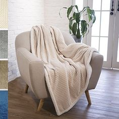 Throw Blankets For Couches Inspiration Cute Plush Sherpa Blanket Throw Soft Warm Comfort Sofa Couch Relax Design Ideas