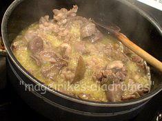 Συκωταριά λαδορίγανη Food And Drink, Cooking Recipes, Beef, Meat, Chef Recipes, Steak, Recipies, Recipes