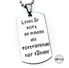 handstansad bricka i rostfritt stål Swedish Quotes, Best Quotes, Funny Quotes, Peace Of Mind, Motivation Inspiration, Letter Board, Verses, Qoutes, Texts