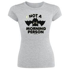 Morning Person (Girls shirt) by David & Goliath